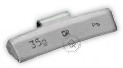 Dr.Reifen B-35 Грузик балансировочный для литых дисков 35 г, упаковка 50 шт.