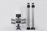 7204 HA Техно Вектор 7 Стенд сход-развал 3D
