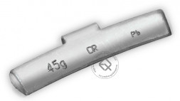 Dr.Reifen B-45 Грузик балансировочный для литых дисков 45 г, упаковка 50 шт.