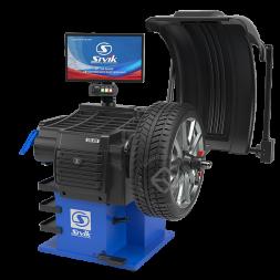 Sivik GELIOS УЗ + ЭМВ (СБМП-60/3D Plus ЭМВ+УЗ) Балансировочный станок