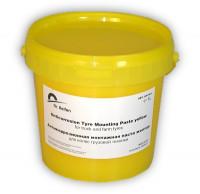 Dr.Reifen GY1001 Монтажная паста для грузовой и с/х техники, желтая, 1L
