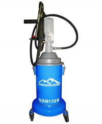 TROMMELBERG UZM1328 Солидолонагнетатель с пневматическим насосом