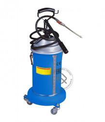 TROMMELBERG UZM1208 Солидолонагнетатель с ручным насосом