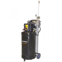 WiederKraft WDK-89500 Компактная установка для сбора отработанного масла 30л