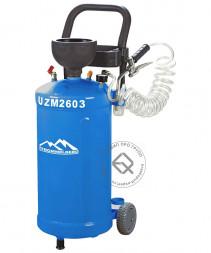 TROMMELBERG UZM2603 Установка маслораздаточная пневматическая