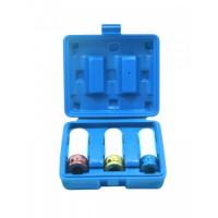 PA-5001 Partner Набор головок для литых дисков с защитным кожухом 3пр. (17, 19, 21 мм) в пластиковом кейсе