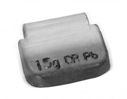 Dr.Reifen A-15 Грузик балансировочный для стальных дисков 15 г, упаковка 100 шт.