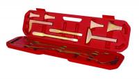 TROMMELBERG D101041 Набор рихтовочных инструментов (13 шт.)