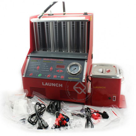 LAUNCH CNC-602 Установка тестирования и очистки форсунок