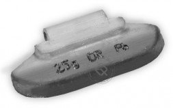 Dr.Reifen A-25 Грузик балансировочный для стальных дисков 25 г, упаковка 100 шт.