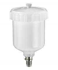 SATA 125443 Пластиковый бачок 0,125л для SATAminijet 3000 B HVLP, minijet 4 HVLP