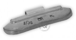 Dr.Reifen A-40 Грузик балансировочный для стальных дисков 40 г, упаковка 50 шт.