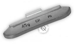 Dr.Reifen A-45 Грузик балансировочный для стальных дисков 45 г, упаковка 50 шт.