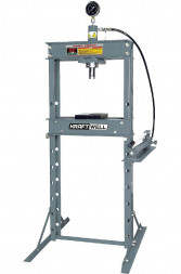 KraftWell KRWPR20 Пресс 20 т. с ручным приводом