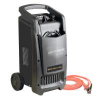 WiederKraft WDK-Start400 Пуско-зарядное устройство трансформаторное для аккумуляторов суммарной ёмкостью до 700Ач.