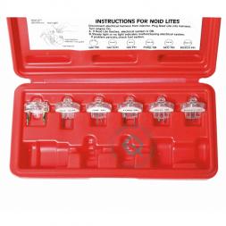 TROMMELBERG А101010 Набор индикаторов для проверки системы впрыска