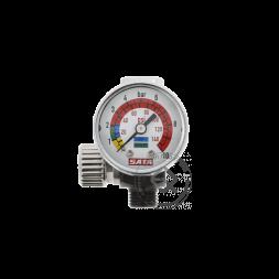 SATA 27771 Манометр с регулятором давления