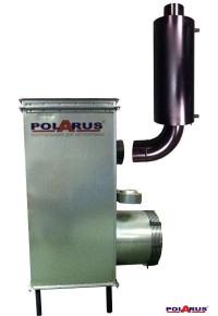 POLARUS 1125 Водогрей для печей на отработке