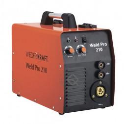 WiederKraft Weld Pro 210 Универсальный сварочный инверторный аппарат до 210A