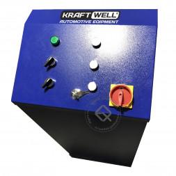 KraftWell KRW3FS Подъемник ножничный 3 т