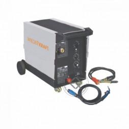 WiederKraft WDK-620038  Профессиональный мобильный полуавтомат для сварки 35-200А 380В