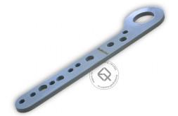 RedHotDot TH01019 Пластина тяговая