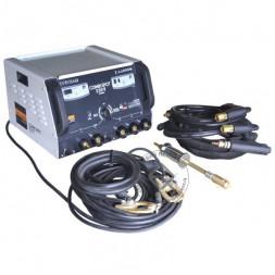WiederKraft WDK-051122 AL-Fe Многофункциональный инверторный аппарат (споттер) по стали и алюминию 7500А