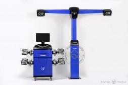 V 7204 TS Техно Вектор 7 Стенд сход-развал 3D
