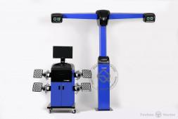 T 7204 TS Техно Вектор 7 Cтенд сход-развал 3D