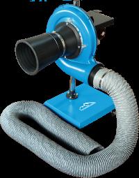 Trommelberg MFS-0,9 Вентилятор на штативе для вытяжки выхлопных газов (1900 м?/час)