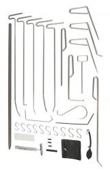 RedHotDot TH33001 Набор из 33 приспособлений для рихтовки без удаления покрытия