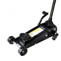 WiederKraft WDK-83500 Домкрат подкатной гидравлический  г/п 3т с педалью для быстрого подъема, высота  145-500 мм