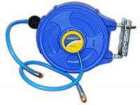 Huberth RP210012 Шланг полиуретановый на самоскручивающейся катушке, 10х14мм, 1/4', 12м