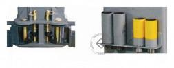 KraftWell KRW5.5MXL Подъемник двухстоечный 5.5 т