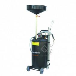 WiederKraft WDK-89280 Установка для слива и откачки масла