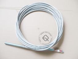 KraftWell TT9D-600-01 Трос синхронизации  KRW4MU_old   L=10м.
