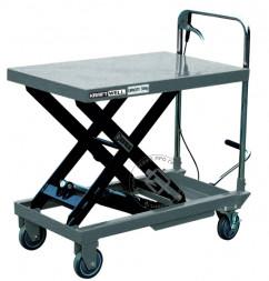 KraftWell KRWLT3 Платформа подъемная передвижная с гидравлическим приводом, г/п 300 кг.
