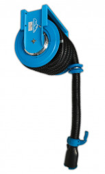 TROMMELBERG HR80-10/100  Катушка для удаления выхлопных газов (со шлангом 100 мм х 10 м)