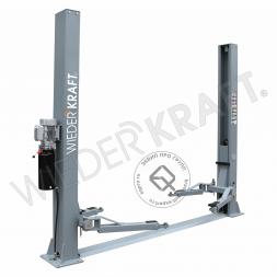 WiederKraft WDK-522 Подъемник двухстоечный 4 т
