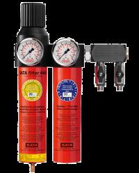 SATA 444 Комби-фильтр двухступенчатый