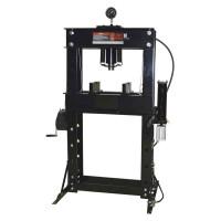 WiederKraft WDK-80150A Пресс напольный гидравлический 50т с ручным и пневмо приводом