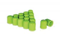 Dr.Reifen PC-100G Колпачок зеленый (100шт/уп.)