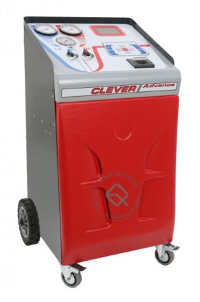 SPIN CLEVER ADVANCE BASIC PRINTER Установка для заправки кондиционеров