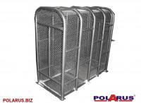 Polarus KL-10 Клетка для накачки колес грузовых автомобилей