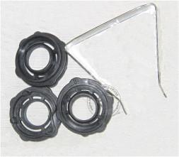 SATA 211425 Распределительные кольца под сопло jet 5000 B 3 шт
